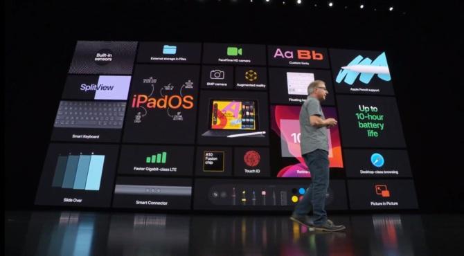 Apple iPad 2019: 2 razy większa wydajność od poprzedniej generacji [2]