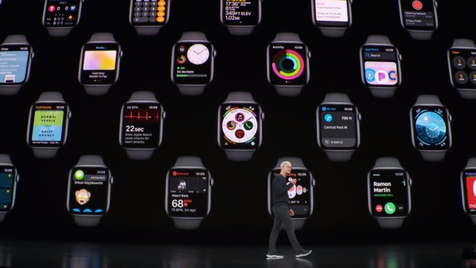 Apple Watch 5 - jeszcze większy nacisk na zdrowie i bezpieczeństwo [1]