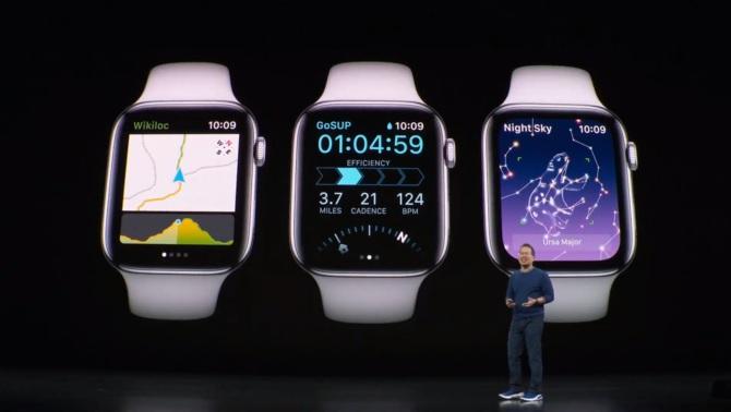 Apple Watch 5 - jeszcze większy nacisk na zdrowie i bezpieczeństwo [2]