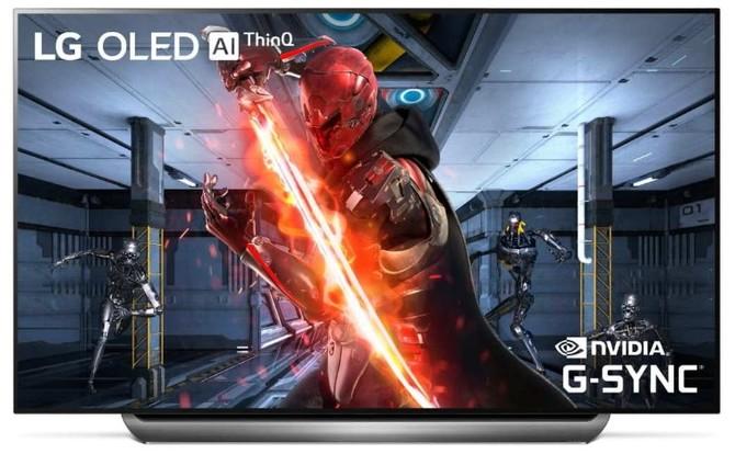 LG OLED 2019 - telewizory otrzymają wsparcie dla NVIDIA G-Sync [1]