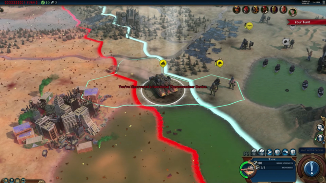 Civilization 6 Red Death - nowy, darmowy dodatek battle royale [2]