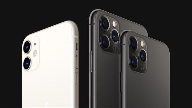 iPhone 11 Pro i iPhone 11 Pro Max: kamery, specyfikacja, wydajność [1]