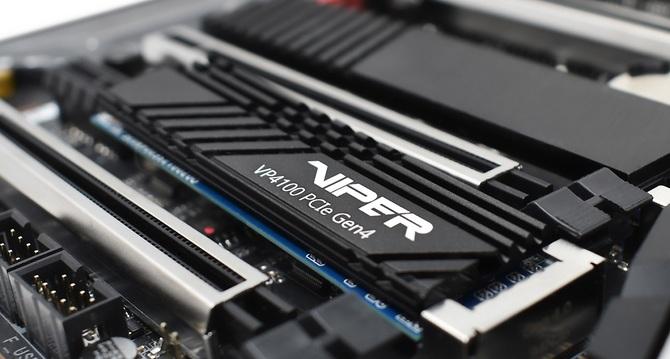 Patriot Viper VP4100 - nowy dysk SSD M.2 z interfejsem PCIe Gen.4 [1]