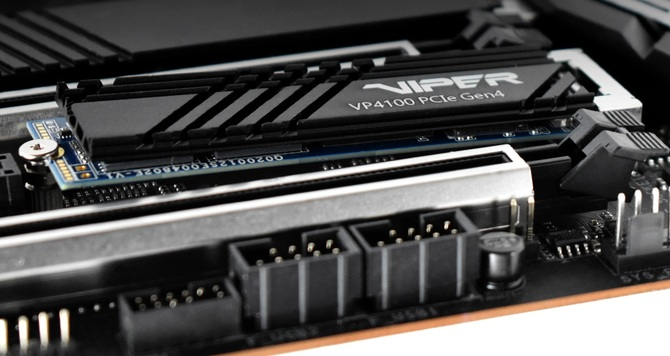 Patriot Viper VP4100 - nowy dysk SSD M.2 z interfejsem PCIe Gen.4 [2]