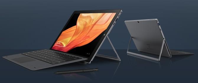 Chuwi UBook Pro 2w1 - konwertowalny laptop z Intel Amber Lake-Y [2]