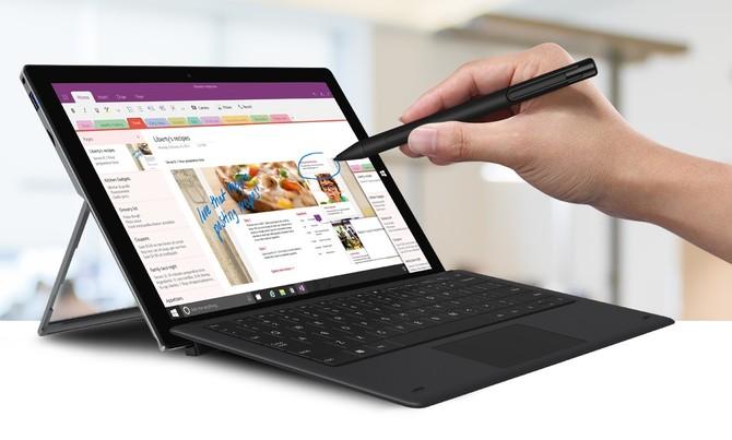 Chuwi UBook Pro 2w1 - konwertowalny laptop z Intel Amber Lake-Y [3]