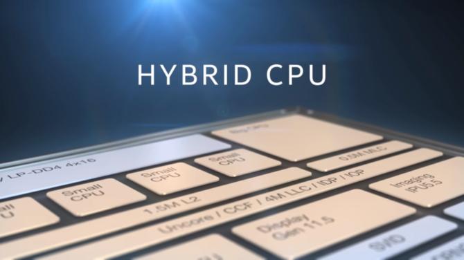 Intel Iris Plus Graphics G7 pojawi się w 7W układach Intel Lakefield [1]