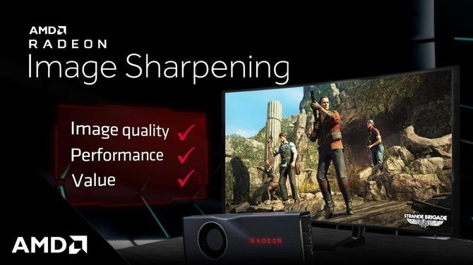 Radeon Image Sharpening trafia do kart AMD Radeon RX 400/500 [1]