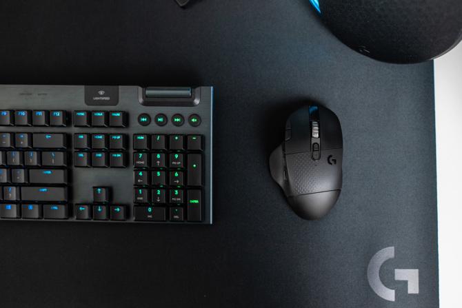 Logitech G604 Lightspeed - Bezprzewodowa mysz z 15 przyciskami [1]