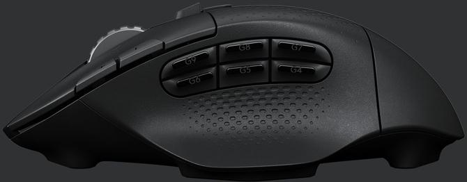 Logitech G604 Lightspeed - Bezprzewodowa mysz z 15 przyciskami [3]