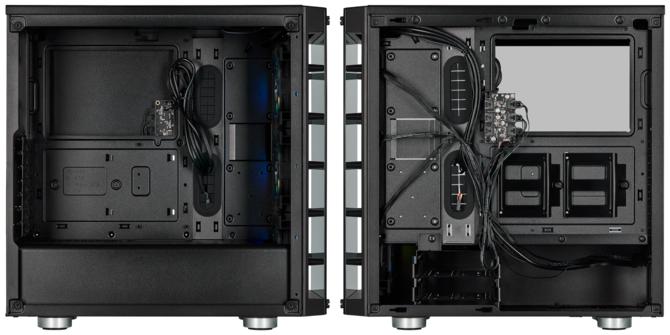 Corsair iCUE 465X - Obudowa dla fanów podświetlenia RGB LED [2]