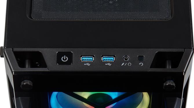 Corsair iCUE 465X - Obudowa dla fanów podświetlenia RGB LED [3]