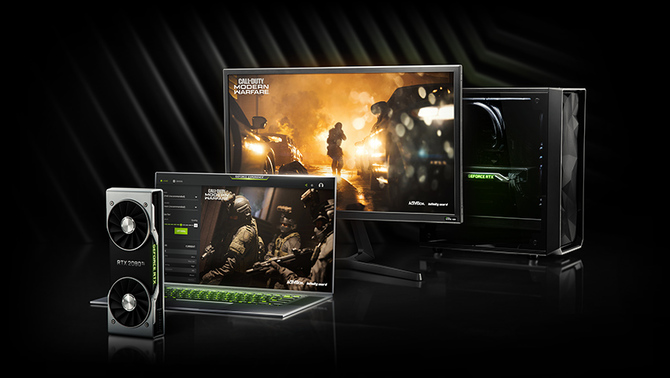 Kup NVIDIA GeForce RTX a dostaniesz Call of Duty: Modern Warfare  [1]