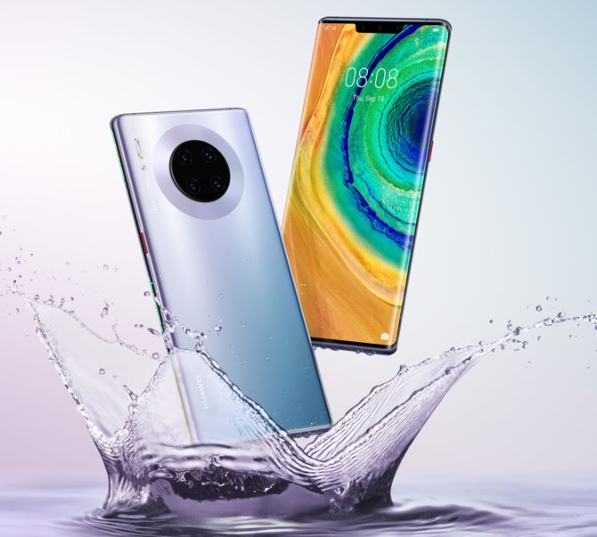 Smartfony Huawei Mate 30 i Mate 30 Pro nie kupimy w Polsce! [3]