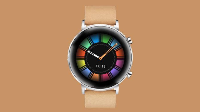 Huawei Watch GT 2: słuchanie muzyki i monitorowanie akcji serca [1]