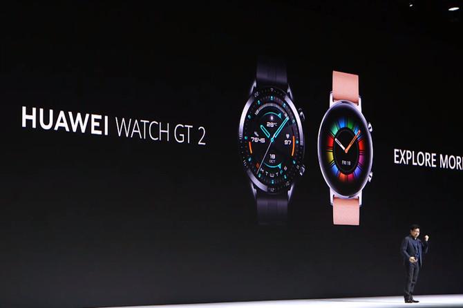 Huawei Watch GT 2: słuchanie muzyki i monitorowanie akcji serca [3]