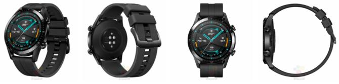 Huawei Watch GT 2: słuchanie muzyki i monitorowanie akcji serca [4]