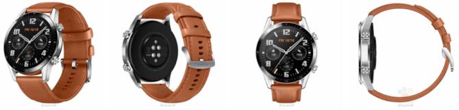 Huawei Watch GT 2: słuchanie muzyki i monitorowanie akcji serca [5]