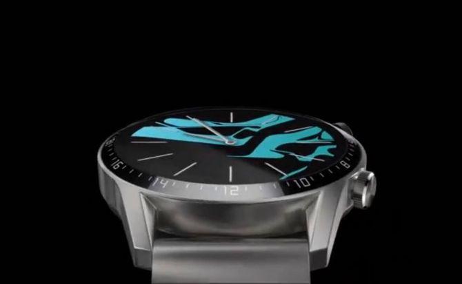 Huawei Watch GT 2: słuchanie muzyki i monitorowanie akcji serca [6]