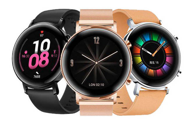 Huawei Watch GT 2: słuchanie muzyki i monitorowanie akcji serca [7]