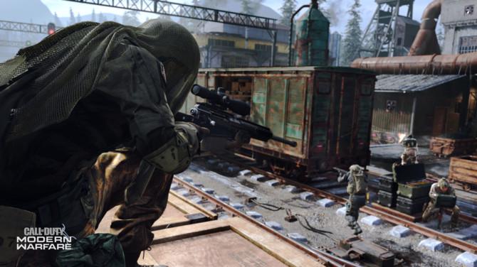 Call of Duty: Modern Warfare - oficjalne wymagania sprzętowe [1]