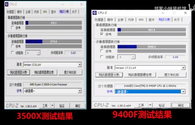 AMD Ryzen 5 3500X - unboxing oraz pierwsze testy w Chinach [2]