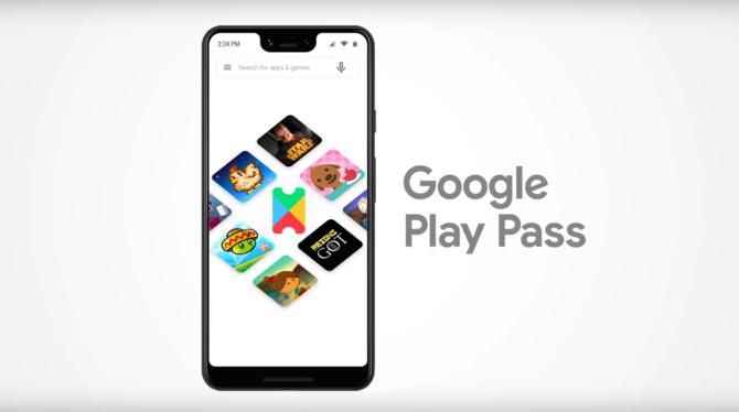 Google Play Pass - 350 gier i aplikacji w abonamencie za 5 dolarów [1]