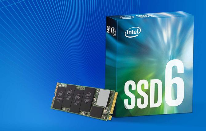 Intel zapowiada nowe dyski SSD 665p z pamięcią 3D QLC NAND [1]