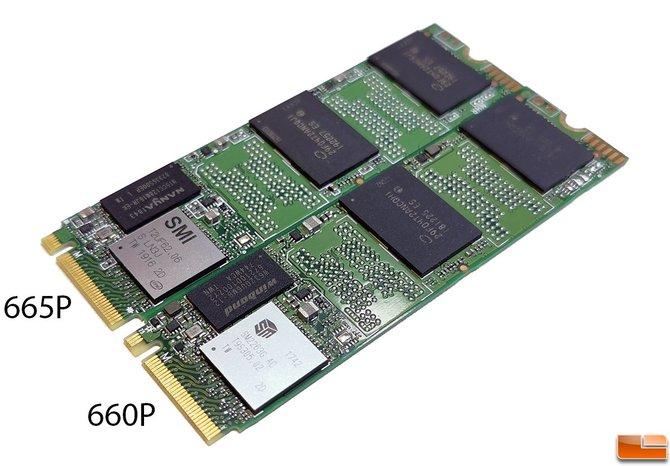 Intel zapowiada nowe dyski SSD 665p z pamięcią 3D QLC NAND [3]