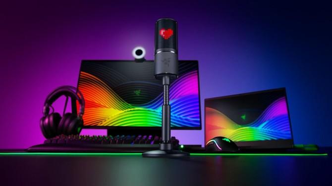 Nowy mikrofon Razer pokaże nam... emotki na wyświetlaczu LED [3]