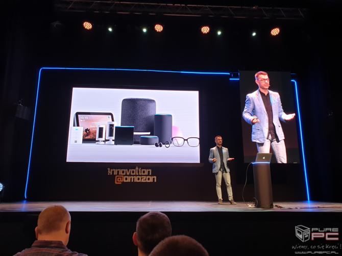 Konferencja Innovation@Amazon 2019 w Gdańsku. Co widzieliśmy? [2]