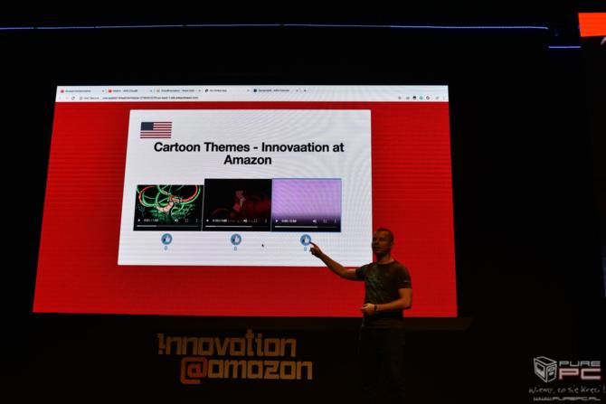 Konferencja Innovation@Amazon 2019 w Gdańsku. Co widzieliśmy? [16]