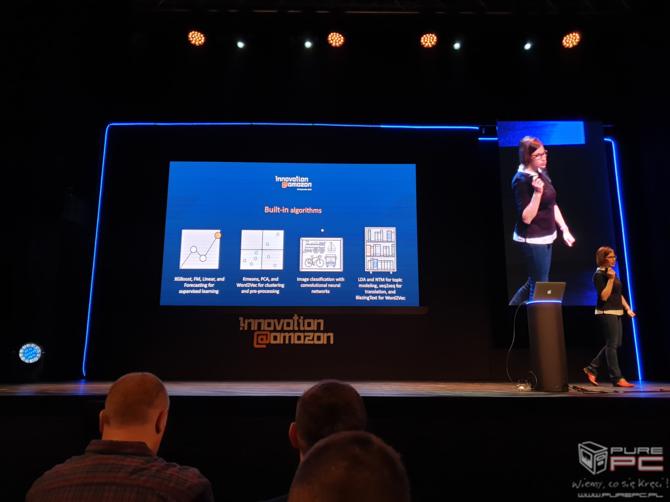 Konferencja Innovation@Amazon 2019 w Gdańsku. Co widzieliśmy? [3]