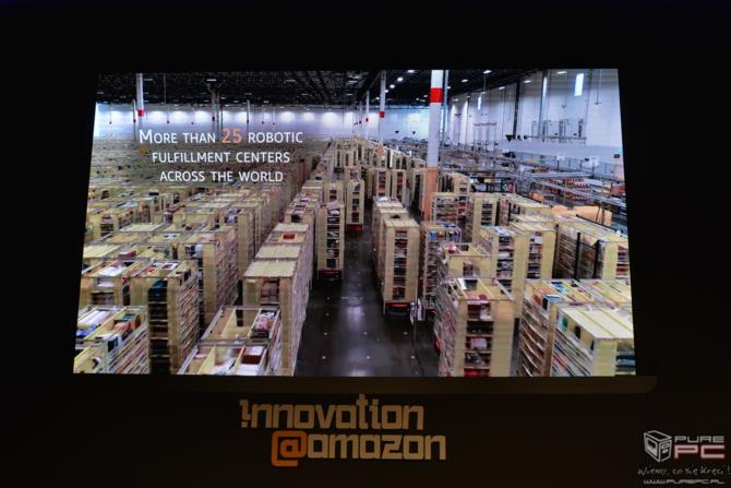 Konferencja Innovation@Amazon 2019 w Gdańsku. Co widzieliśmy? [25]