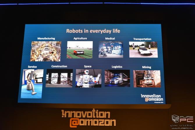 Konferencja Innovation@Amazon 2019 w Gdańsku. Co widzieliśmy? [26]
