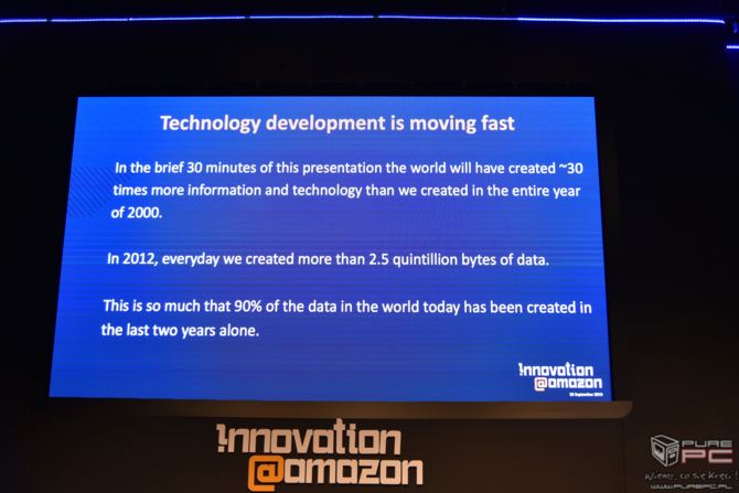 Konferencja Innovation@Amazon 2019 w Gdańsku. Co widzieliśmy? [28]
