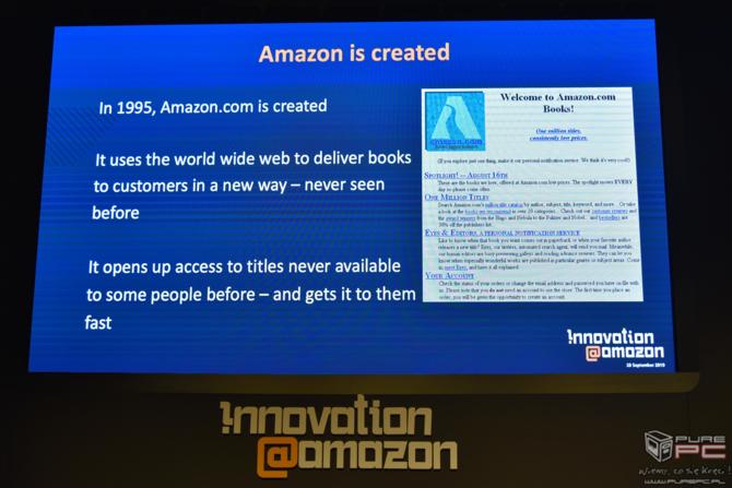Konferencja Innovation@Amazon 2019 w Gdańsku. Co widzieliśmy? [29]