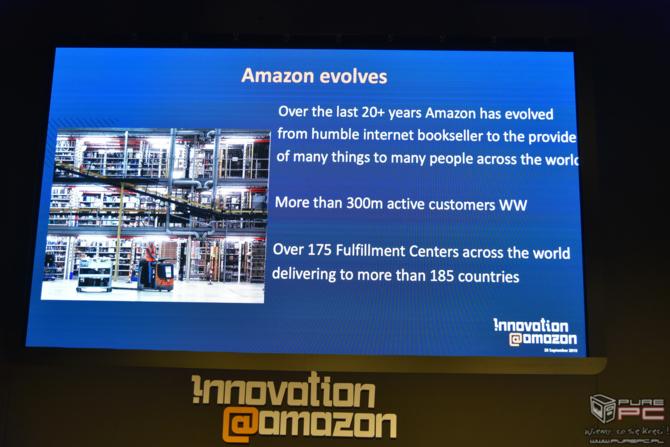 Konferencja Innovation@Amazon 2019 w Gdańsku. Co widzieliśmy? [30]