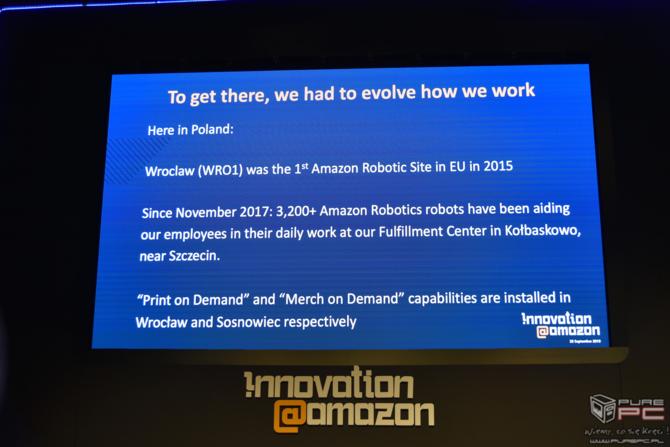 Konferencja Innovation@Amazon 2019 w Gdańsku. Co widzieliśmy? [31]
