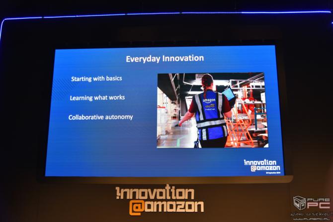Konferencja Innovation@Amazon 2019 w Gdańsku. Co widzieliśmy? [34]