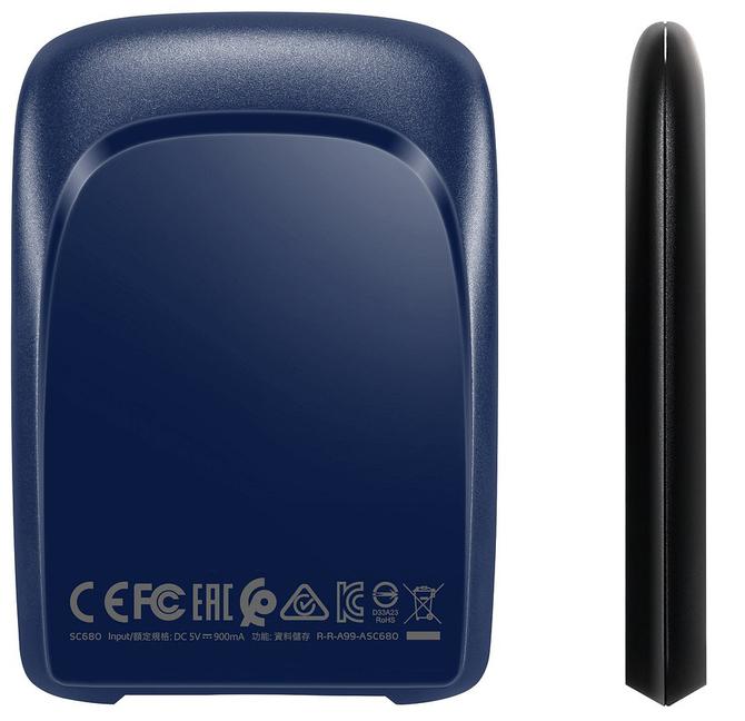 ADATA SC680 - Zewnętrzne dyski SSD o małych rozmiarach i wadze [2]