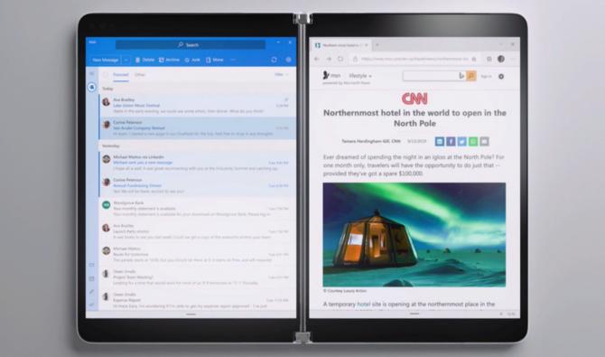 Microsoft Surface Neo - innowacyjny sprzęt z dwoma ekranami [2]