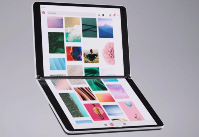 Microsoft Surface Neo - innowacyjny sprzęt z dwoma ekranami [4]