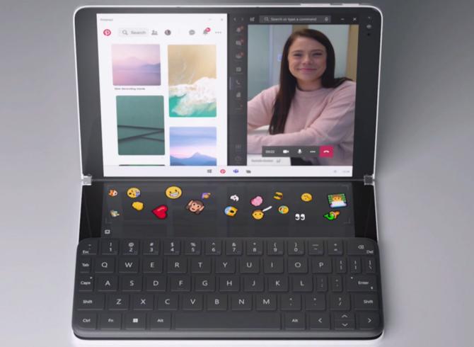 Microsoft Surface Neo - innowacyjny sprzęt z dwoma ekranami [5]