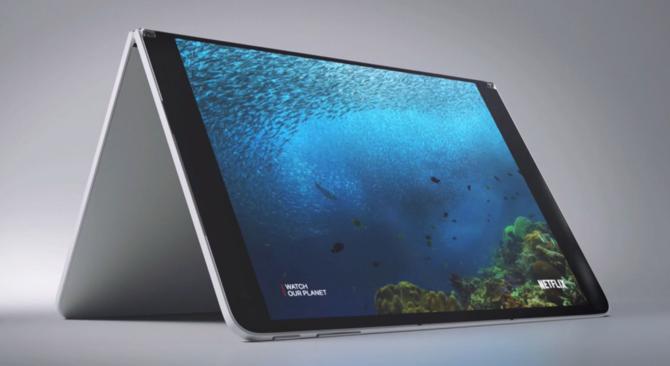 Microsoft Surface Neo - innowacyjny sprzęt z dwoma ekranami [6]