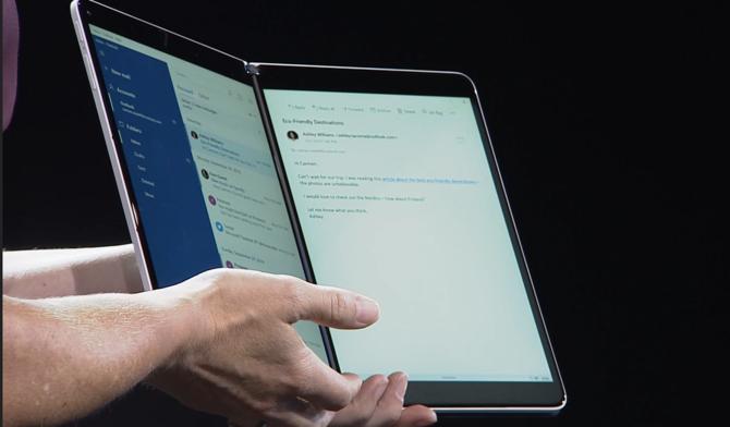 Microsoft Surface Neo - innowacyjny sprzęt z dwoma ekranami [9]