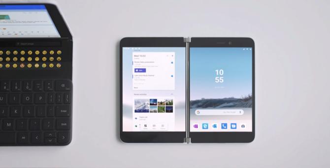 Microsoft Surface Neo - innowacyjny sprzęt z dwoma ekranami [10]