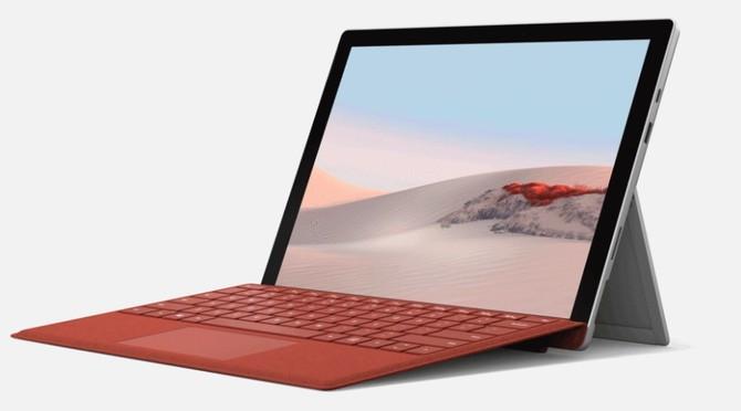 Microsoft Surface Pro 7 i Surface Pro X - nowe urządzenia 2w1 [1]