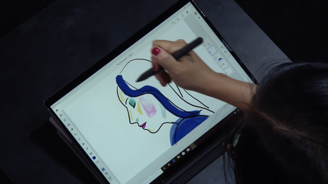 Microsoft Surface Pro 7 i Surface Pro X - nowe urządzenia 2w1 [6]