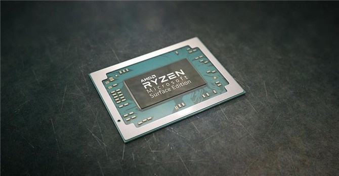 AMD Ryzen 5 3580U i Ryzen 7 3780U w Microsoft Surface Laptop 3 [1]